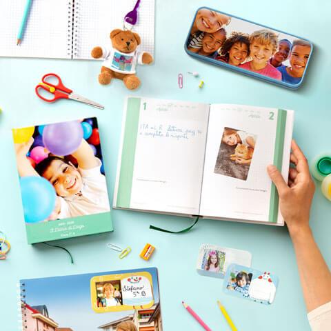 Scuola Articoli per la scuola personalizzati con le foto più belle